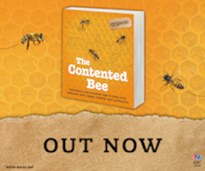 The Contented Bee book