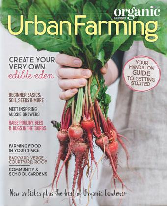 Urban Farming cover