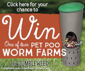 OG 115 pet poo worm farm comp