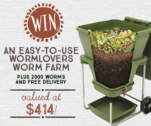 Win a worm farm pack
