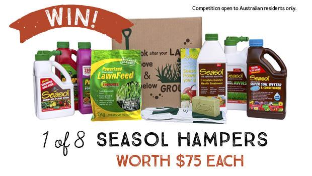 121 Seasol hamper competition