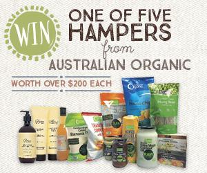 Aust Organic hamper