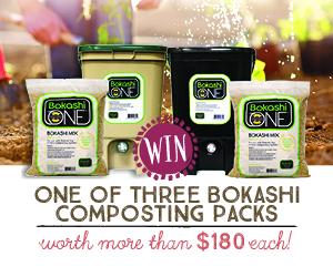Bokashi Starter Pack comp
