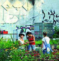 Berlin community garden