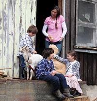 Marta Ng and family