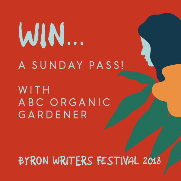Byron Writers Festival competition