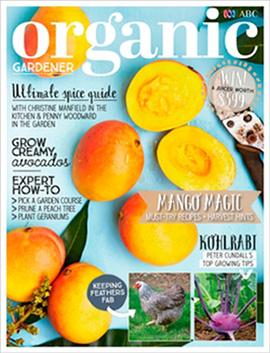 be inspired by the newlook organic gardener magazine