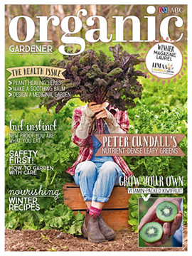 peter cundall vegetable garden