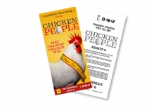 Chicken People movie double pass