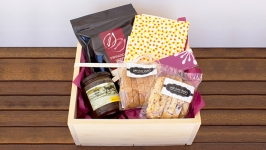 Homegrown Gifts Morning Coffee Hamper