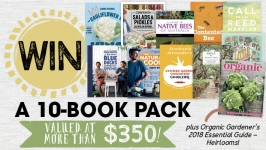 Win a 10-pack of books