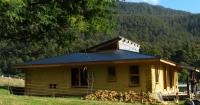 Linda's strawbale house