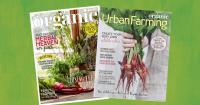 ABC Organic Gardener magazine on Zinio