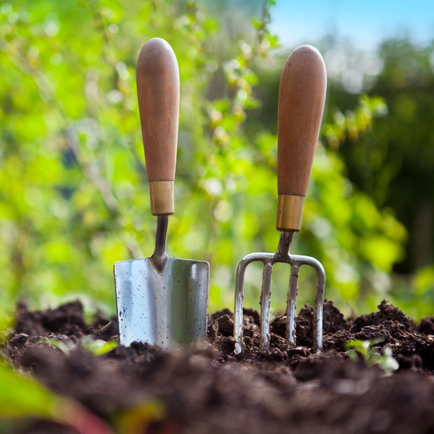 Durable garden tools