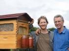 Inventors Cedar and Stuart Anderson