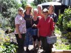 The community garden is run by volunteers.