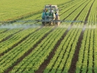 Chemical crop spraying