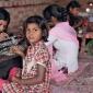 Child labour in Indian village