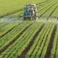 Chemical crop spraying